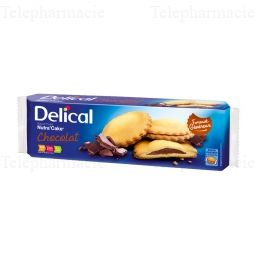 DELICAL NUTRA'CAKE Biscuit chocolat 3/135g