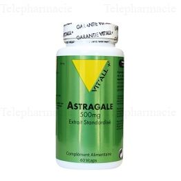 ASTRAGALE 500MG GEL/60 VIT' ALL+