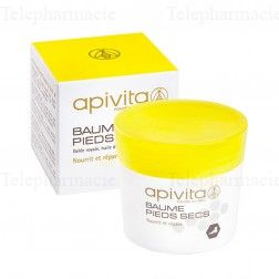 APIVITA BAUM PIED SEC POT 50ML