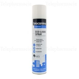 ECOLOGIS SPRAY S ext insecticide Aéros/300ml