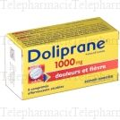 DOLIPRANE1000MG CPR EFFV BT8