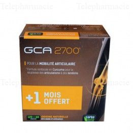 GCA 2700 120CPR+60CPR