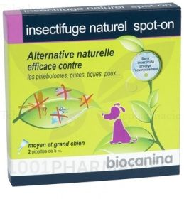BIOCANINA INSECTIFCHIEN M/GD S