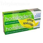 HOMEODENT CHLOROPHYLLE LOT /2
