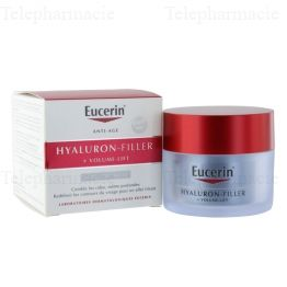Eurecin Hyaluron Filler + Volume Lift Nuit 50ml