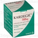 KARDEGIC 160MG PDR AD   SAC 30