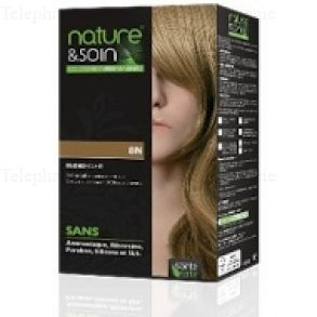 SV NATURE ET SOIN 8N BLOND CLAIR