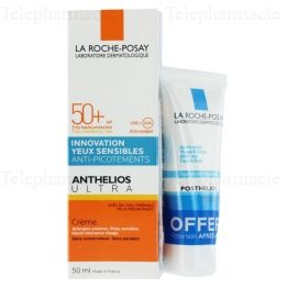 ANTHELIOS ULTRA SPF50+ Cr av parf 50ml+Posth