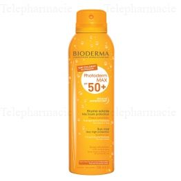 Photoderm max brume solaire spf50+ 150ml