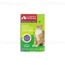 CLEMENT COLLIER INSECT NATUREL CHAT