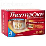 THERMACARE PATCH CHAUFF DOS 4