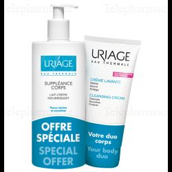 URIAGE LAIT VELOUTE 500+CR LAV 200ML