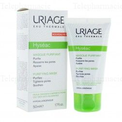 HYSEAC MASQ PURIF       T 50ML