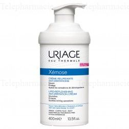 URIAGE XEMOSE Cr relipid anti-irrit 400ml