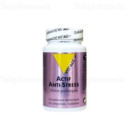 VITALL+ ACTIF ANTI-STRESS BT 30