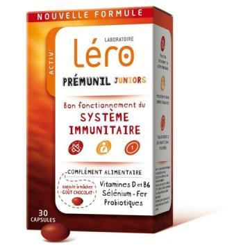 LERO PREMUNIL JUN Caps B/40